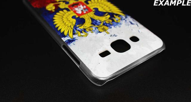 Naruto Sasuke Clear Case Cover for Samsung Galaxy