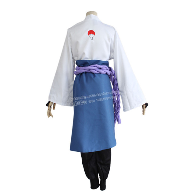 Naruto (Blazer+pants+Waist rope+hand guard) Costume