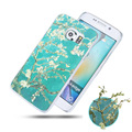 S6 s7 borda phone cases para samsung galaxy s6 s7 edge caso Venda Limitada 3D Padrões de Van Gogh Starry Night S6 Funda