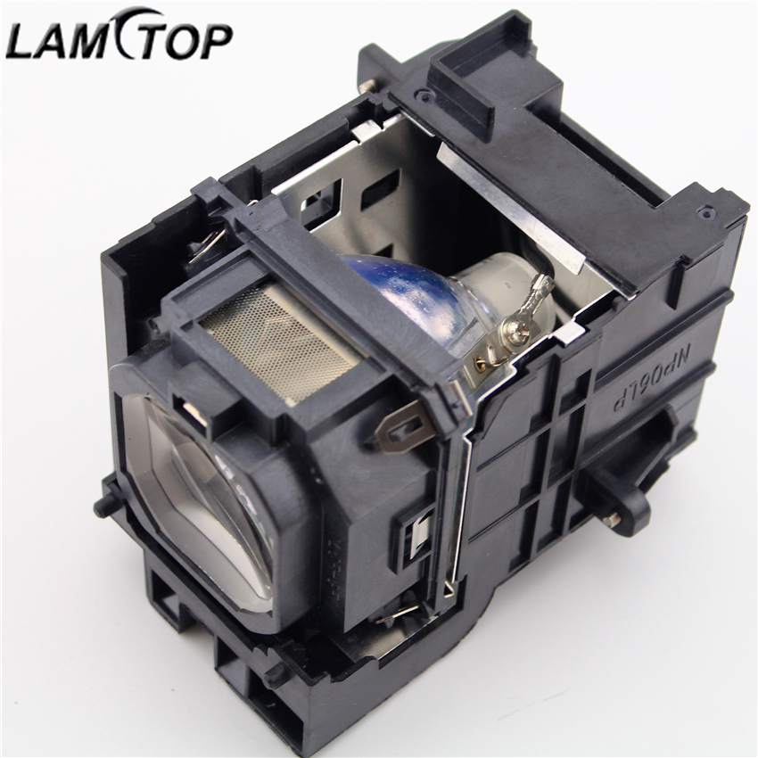 Projector lamp with housing NP06LP for NP1150+/NP1200+/NP1250+/NP2150+/NP2200+/NP2250+/NP3150+/NP3151W+/NP3200+/NP3250+/NP3250W+ uhp330 264w original projector lamp with housing np06lp for nec np 1150 np1250