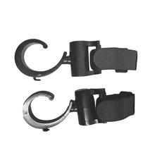2 Pieces/Baby Stroller Accessories Stroller Multi-Function Hooks Stroller Hook Hangers Bags Mommy Bag Hooks Rotating 360-Degre