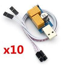 10 PCS USB Watchdog Timer Card Module Automatic Restart IP Electronic Watch dog 2 Timer Reboot Lan For Mining Gaming Computer PC