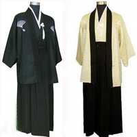 Japan Traditional samurai kimono Adult Child Cosplay Costumes Japanese Clothes Cosplay naruto