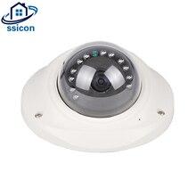 SSICON 180 Degree View Fisheye Surveillance Camera 2MP Home Security Analog Camera 1.7mm Lens Vandalproof AHD Mini Camera 1080P стоимость