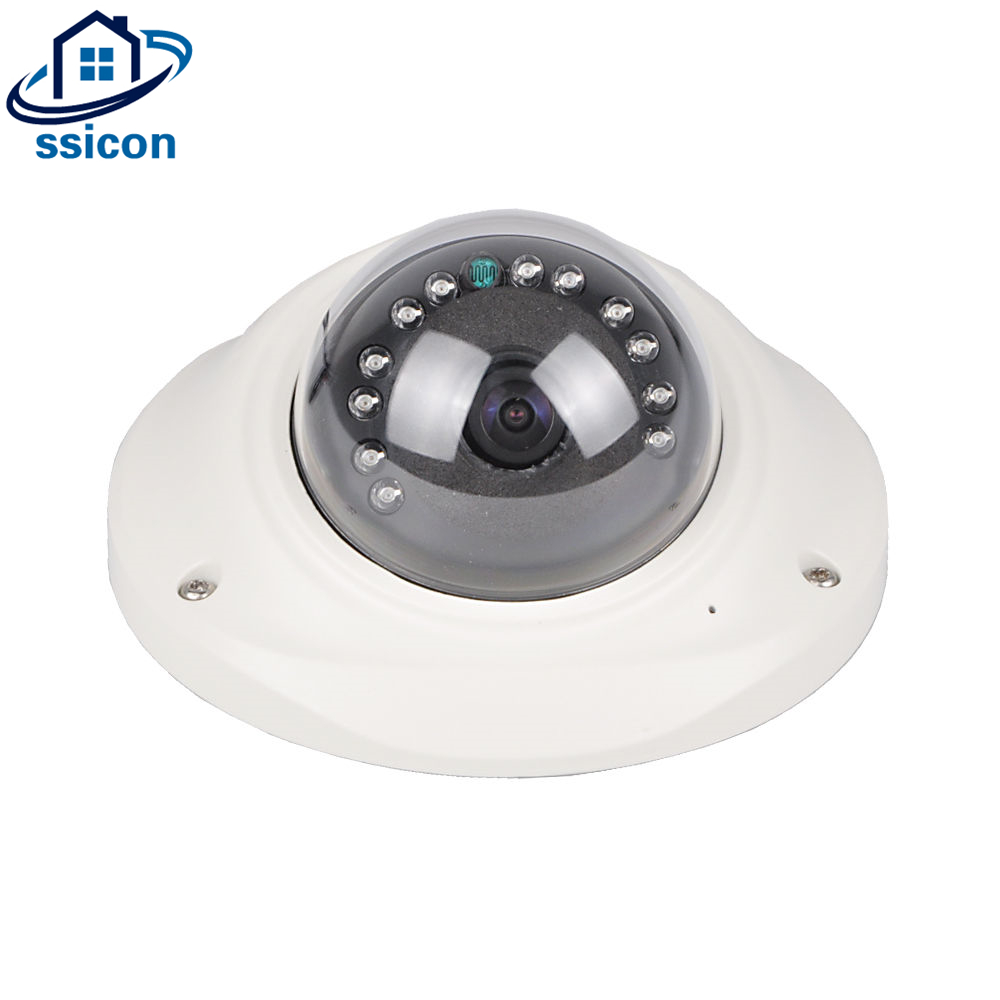 SSICON 180 Degree View Surveillance Fisheye Camera 2MP Home Security Analog Camera 1.7mm Lens Vandalproof Mini AHD Camera 1080PSSICON 180 Degree View Surveillance Fisheye Camera 2MP Home Security Analog Camera 1.7mm Lens Vandalproof Mini AHD Camera 1080P