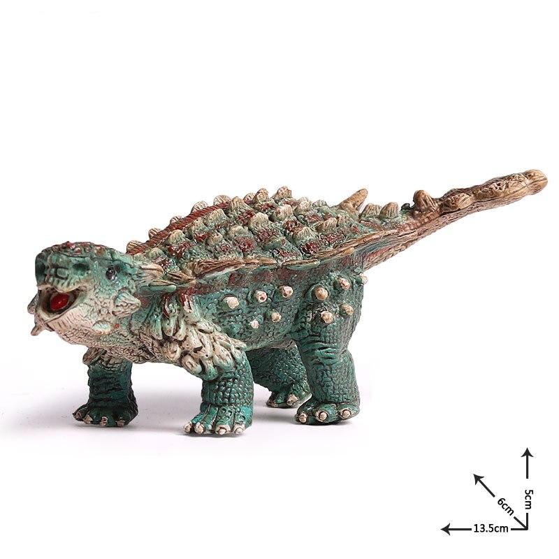 Acción y Figuras de Juguete Jurasic Mini Saichania Dragón - Figuritas de juguete - foto 3