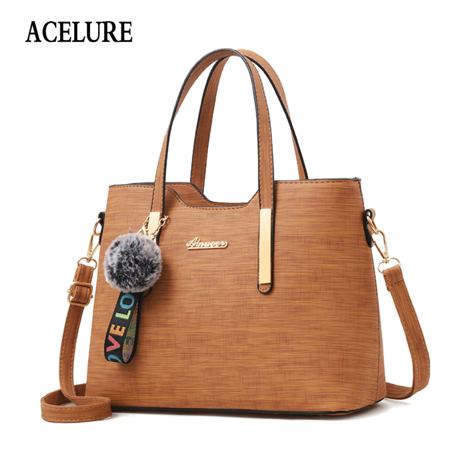 ACELURE Women shoulder bags Casual Tote crossbody bags for women 2018 luxury handbags women bags designer female bolsa feminina