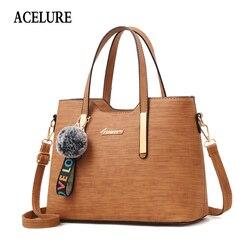 ACELURE Women shoulder bags Casual Tote crossbody bags for women 2018 luxury handbags women bags designer female bolsa feminina