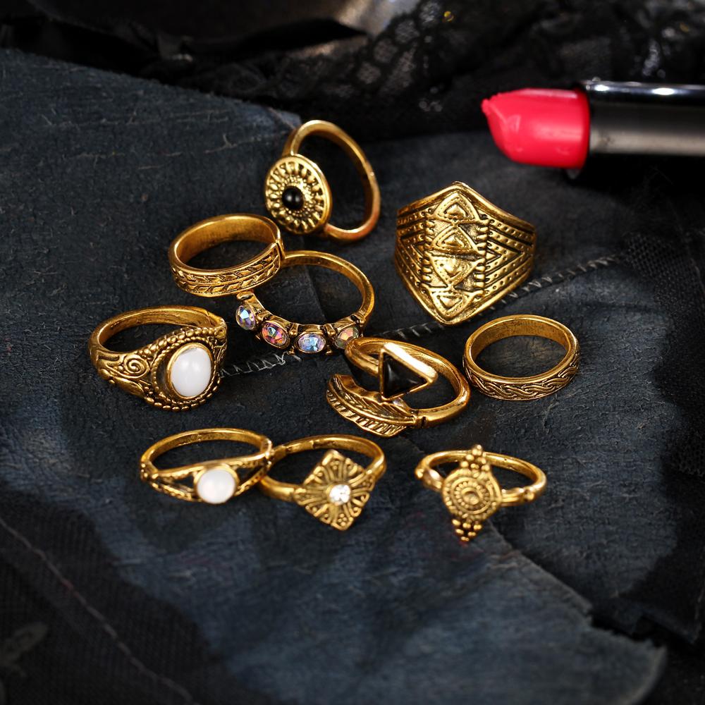 HTB1_HbwRXXXXXcdaFXXq6xXFXXX3 Tribal Fashion 10-Pieces Vintage Midi Ring Set With Opal Stones - 2 Colors