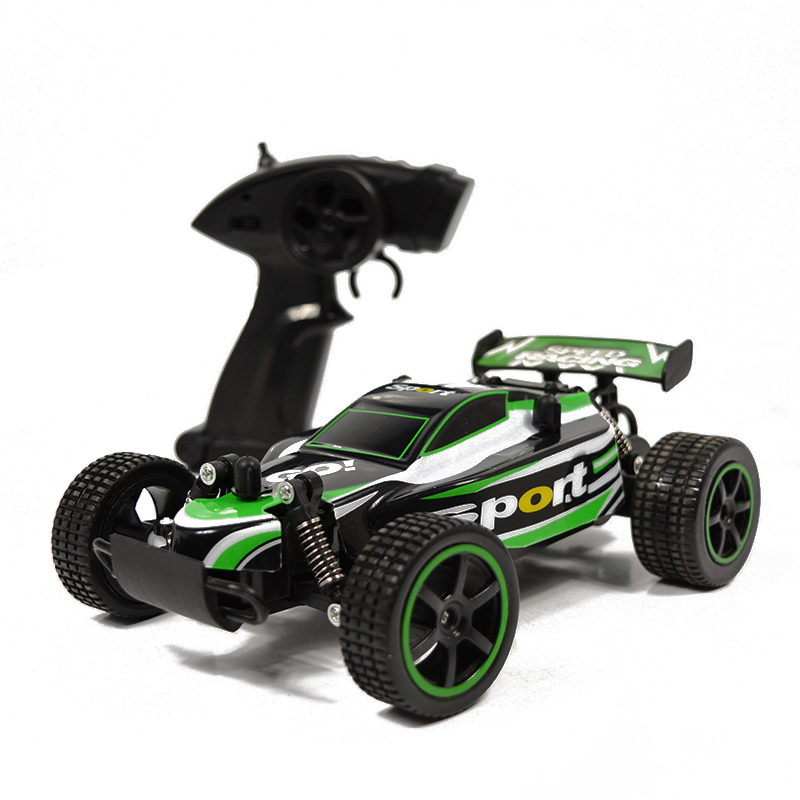 120 Off Road Remote Control Car 2.4G 2WD RC Car Radio Controlled Toys  RC Electric Car Off Road Truck Boy Cool Gifts (2)