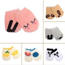 Baby socks floor boys girls kids Children animal infant cartoon cotton Anti-skid Slip toddlers slippers newborn cheap stuff
