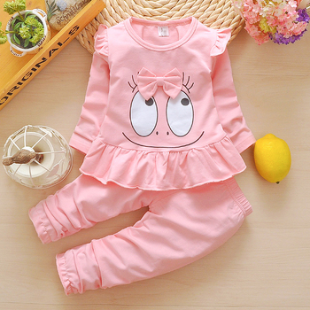 cda9abf4b See More BibiCola Baby Girls Clothing Set Spring Autumn Kids Tracksuit Set  for Girls Kids Casual Suits Baby Girls Outfit Costume Clothes