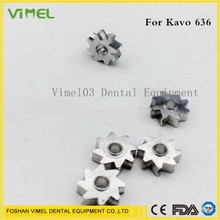 Dental Hand Piece Spare Part Impeller Compatible with Kavo 636 Wind wheel
