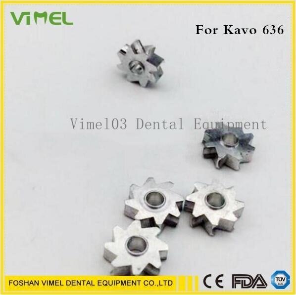 Ręczne urządzenie dentystyczne wirnik części zamiennych kompatybilny z kołem wiatrowym Kavo 636