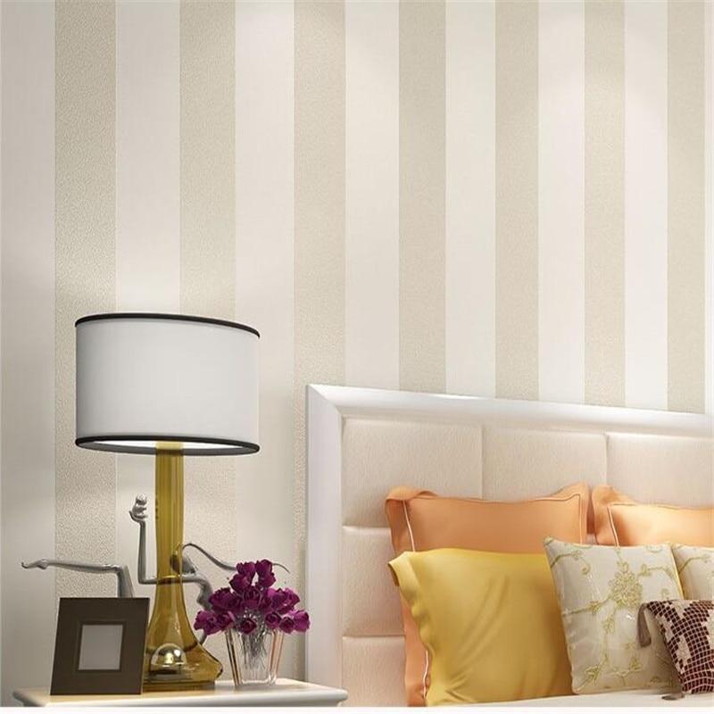 papel de pared de rayas verticales tejidas papel pintado moderno minimalista saln dormitorio papel pintado liso tv rollo de papel de pared en fondos de - Papel Pintado Rayas Verticales