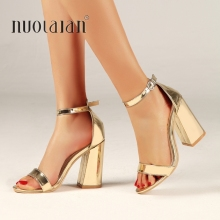 c3b7dbd423 Buy gold pumps heels and get free shipping on AliExpress.com