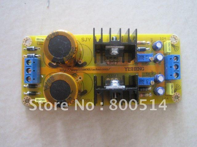Strange Ys Adjustable Regulator Power Supply Board Base On Lm317 Lm377 In Wiring Cloud Favobieswglorg