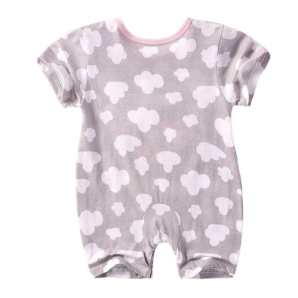 Joyo roy Baby jongens & meisjes zomerkleding korte mouw rompertje - Babykleding - Foto 5