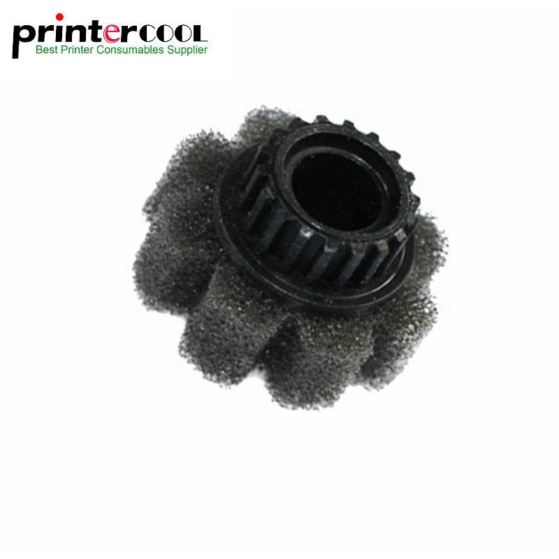 einkshop 10Pcs Gathering Roller Paper Exit Section Sponge For Ricoh AF 1075 2075 7500 8000 2090 1350