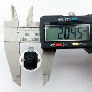 Image 4 - 2 adet/grup Profesyonel el feneri anahtarı düğmesi kuyruk kapağı tıklayın/clicky anahtarı elektronik DIY Parçaları