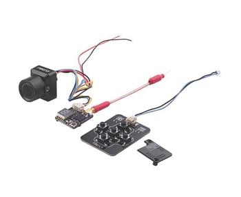 """Firefly Cámara FPV 1/3 """"M8 lente de 2,1mm de NTSC amigo 43 169 w/VTX módulo 5,8G/48/72CH transmisor 0 25 50 200mw"""