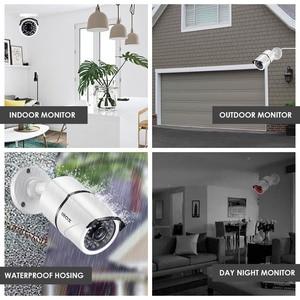 Image 5 - ZOSI HD 8CH CCTV System Set FULL 1080P DVR 4PCS 2.0MP 1920TVL IR Outdoor Security Camera System 8 Channel Video Surveillance Kit
