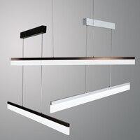 Nowoczesne wisiorek LED światła dla przejściach i korytarzach korytarz wejście jadalnia pokój dzienny pokój długi pas domu oprawę oświetleniową w Wiszące lampki od Lampy i oświetlenie na