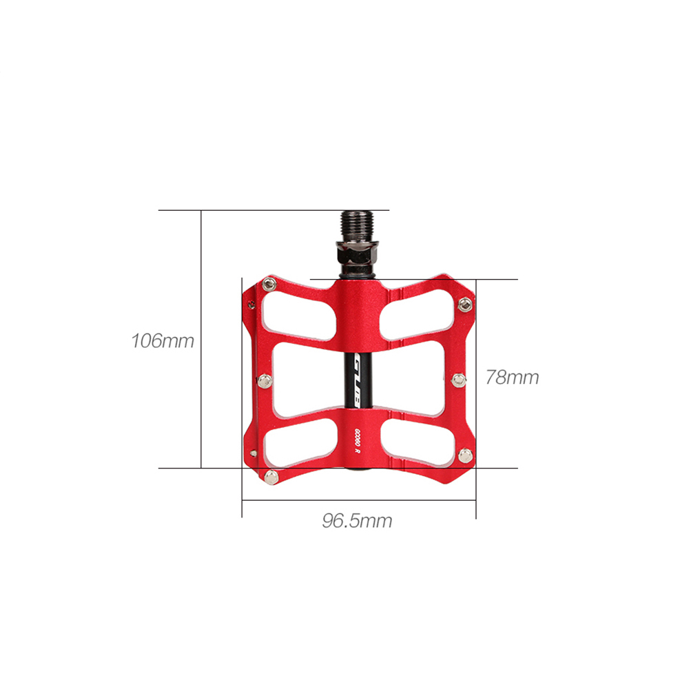 Gub Bike Pedals Bmx Mtb Bicycle Parts For A Aluminum Diagram Alloy Chrome Molybdenum Steel Spare Bicycles In Pedal From Sports