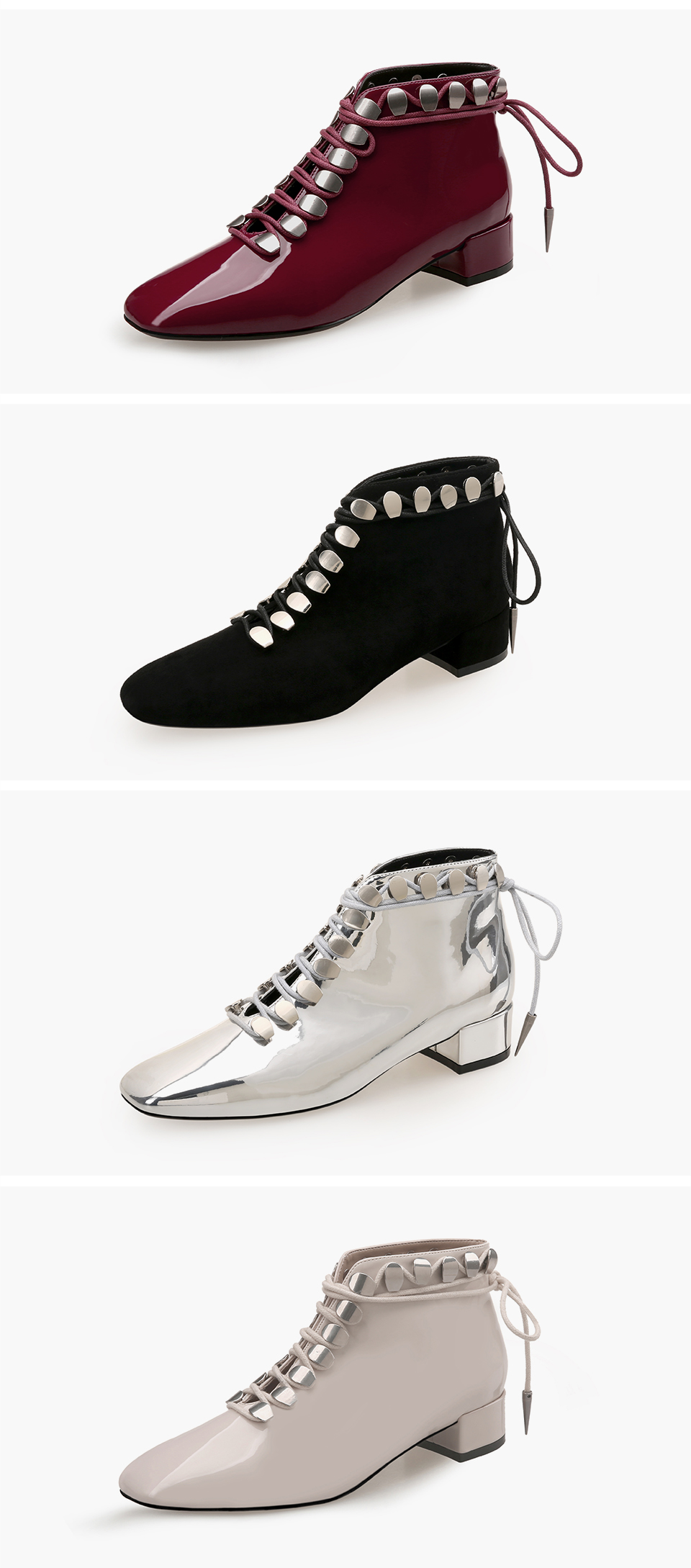 4 ankle boots