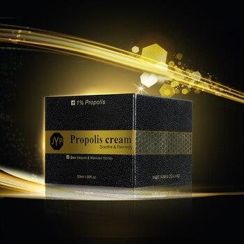 JYP NewZealand Propolis Moisturiser Face Cream Bee Venom Manuka Honey Moisturizing Facial cream Firm Soothe Remedy Skin foreo farm to face collection mask for face manuka honey