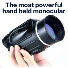 Buy Hunting 13×50 Big Vision Monocular Powerful Handheld Telescope Eyepiece Spotting Scope Sport Watch with Handle USCAMEL