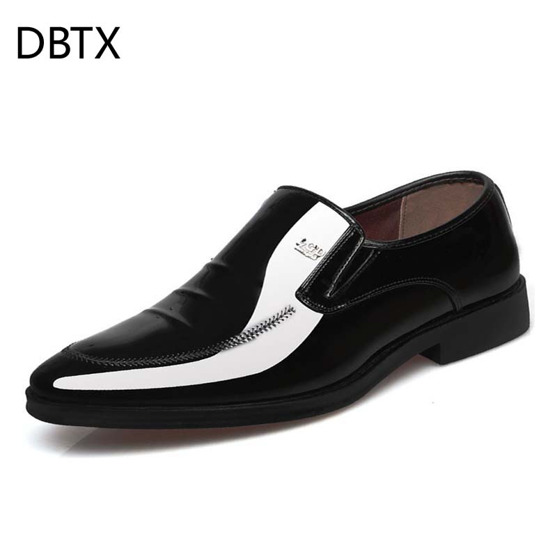 black business shoes