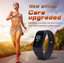 X7 Умный Браслет Браслет Переносные Спорт Фитнес-Трекер Браслет здоровья сердца Smartband Bluetooth Для IOS Android Мобильного Телефона