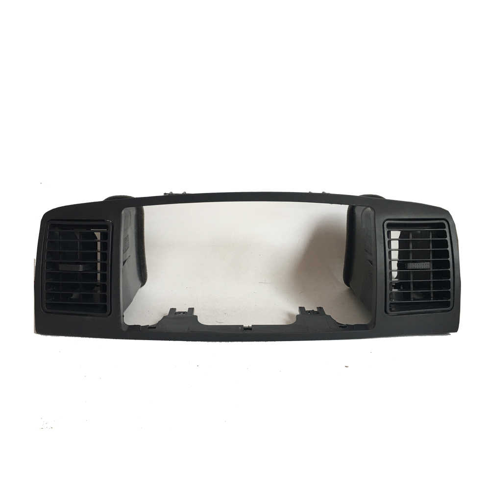 2 din Car Radio Frame for Toyota Corolla E120 Corolla EX BYD F3 2013 BLACK Car DVD Player panel dash mount kit car products