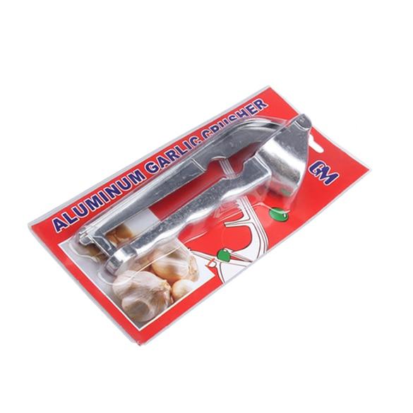 Cheap Sale Hot Kitchen Tool Aluminum Spiralizer Ginger Garlic Press Crusher High Quality Lxy9 De1717 Garlic Presses