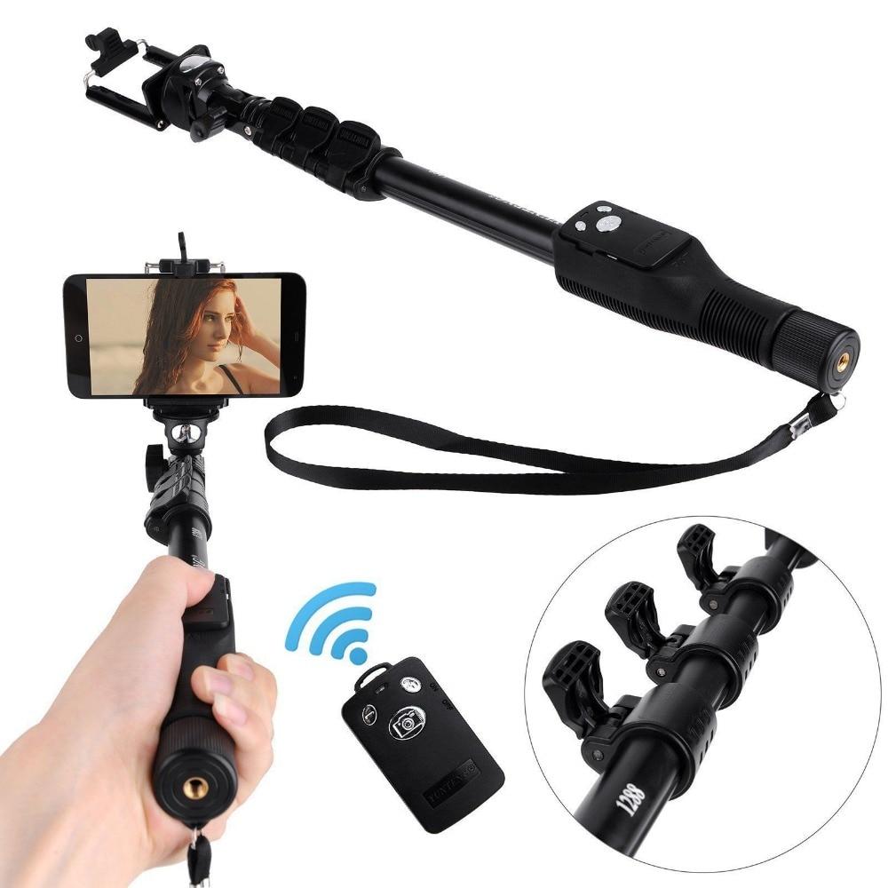 Yunteng YT-1288 & 228 mini stojalo za stativ Bluetooth daljinski - Kamera in foto - Fotografija 5