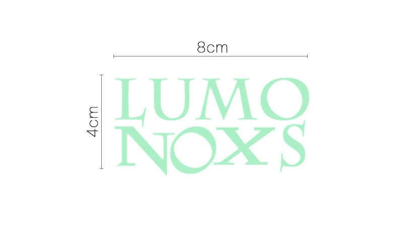 Креативные люминесцентные LUMO NOXS наклейки на выключатель Светящиеся в темноте светящаяся масса потолка гостиной спальни украшения дома