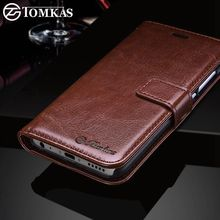 TOMKAS Fitted Cases Xiaomi Mi A1 Mi 5X Case Leather Wallet Luxury PU Filp Phone Bag Cover For Xiaomi Mi5X Mi A1 Mi5X Case Coque