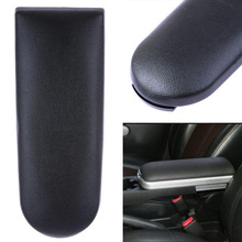 1 Pcs Practical Armrest Lip Cover For Octavia Fabia Roomster Rapid Center Console Armrest Lid Storage Box Cover Auto Accessories