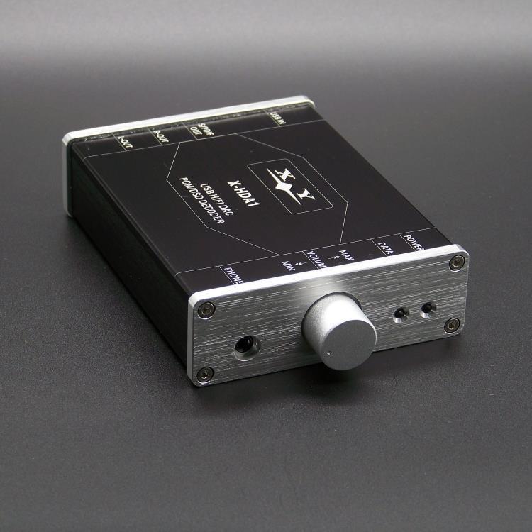ФОТО SA9227+CS4398 24BIT/192KHZ PCM/DSD HIFI USB DAC Audio Decoder Headphone amp + case