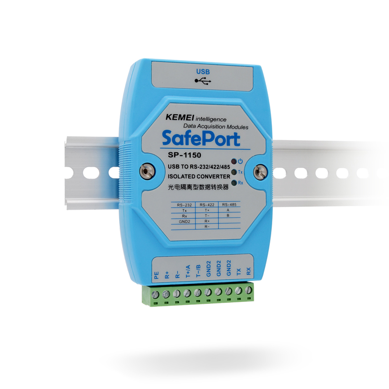 USB Switch to 485 RS485/422/232 Converter Serial Port Interface Photoelectric Isolation FT232 Lightning ProtectionUSB Switch to 485 RS485/422/232 Converter Serial Port Interface Photoelectric Isolation FT232 Lightning Protection