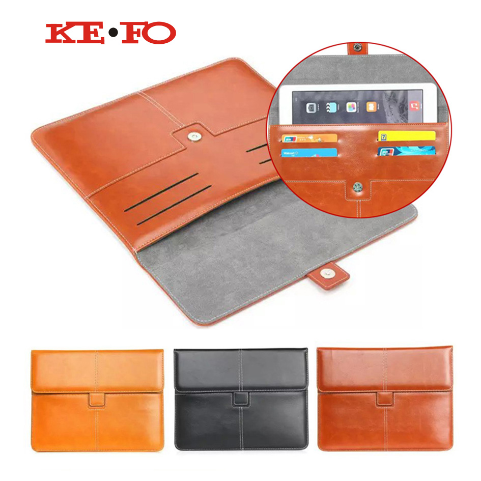 Copertura di Cuoio di lusso Per Huawei MediaPad 10 Link 10.1 inch  Universale per 9-10 Android tablet borse w Cards Holder Y2D48D 1d2eaa92905a