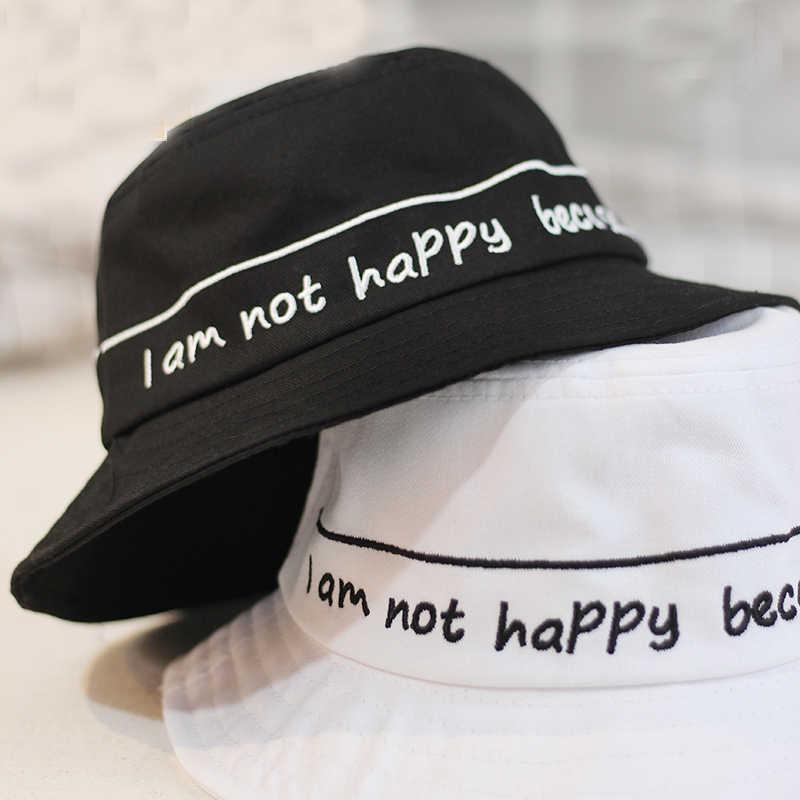 c42209808d2e42 Panama Unisex Fashion Bucket Hat Bob Caps Hip Hop Gorro Boys Girls Summer  Cap Kids Beach