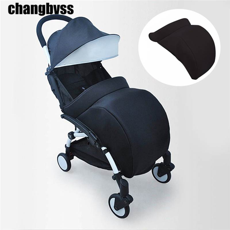 Winter Thicken Baby Stroller Cover Super Solid Baby Pushchair Carriage Foot Socks Outdoor Portable Infant Stroller Accessories