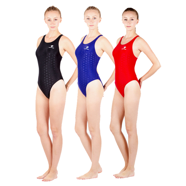 ea562a0877346 Swimsuit Swimwear Women One Piece Suits Arena Swim Suit One Piece Swimsuit  Professional Swimsuits Plus Size Girls Racing Badpak