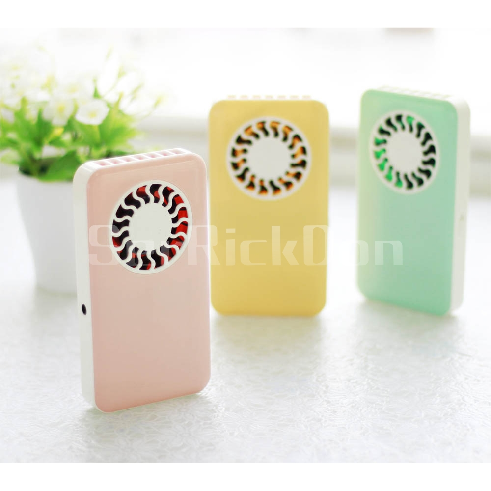 2017 new Mini usb fan portable hand held desk air conditioner humidification cooler cooling fan Rechargeable cooler cooling fan