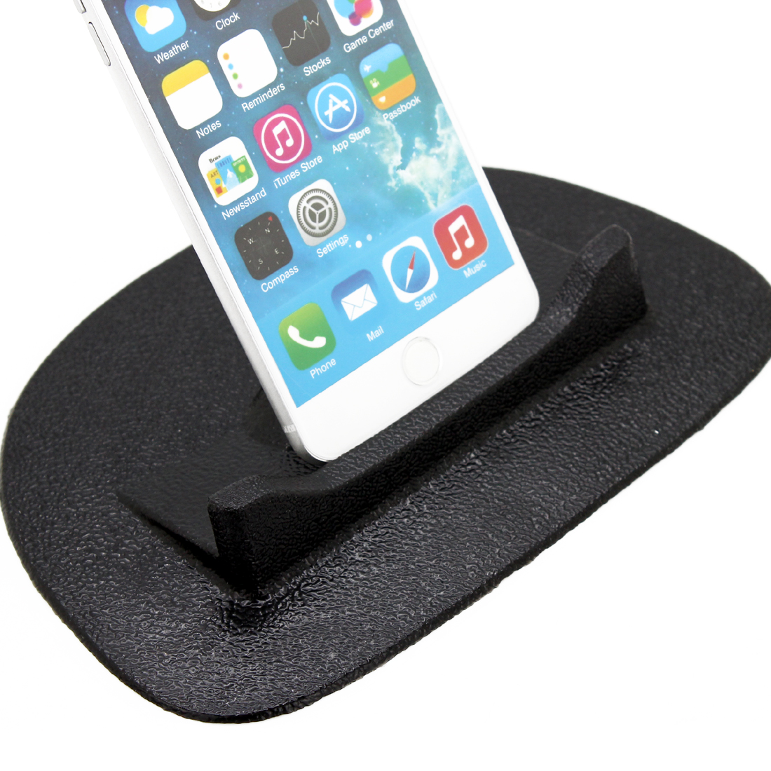 Dewtreetali Free shipping Hot Selling Dashboard Pad Car Cell Phone Holder Sticky Silicone Pad Mount Stand Small Size 2016