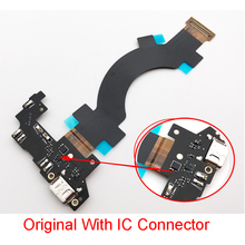 For Letv leEco Le Max2 Max 2 X820 Charger Charging Port Dock Connector Micro USB Port Flex Cable with Microphone
