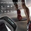 2017 hot pulseira inteligente monitor de freqüência cardíaca à prova d' água ip68 xr01 pulseira para ios android banda id107 smmartphone vs xiaomi m2