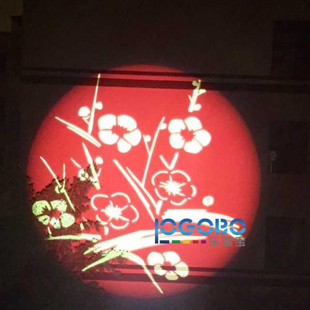 Безплатна доставка 100W LED Gobo проектор - Търговско осветление - Снимка 3